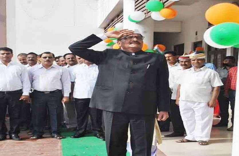 Independence day 2018: आजमगढ़ में धूमधाम से मनाया गया स्वतंत्रता दिवस पर्व