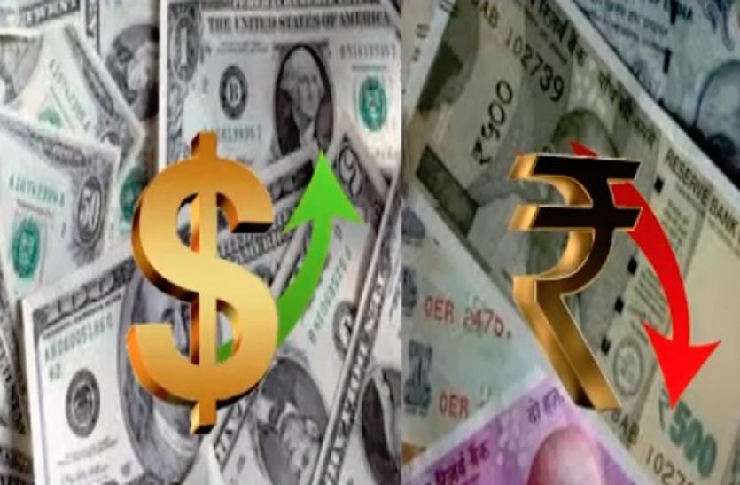 डॉलर में बढ़ोतरी से कांग्रेस के निशाने पर मोदी सरकार