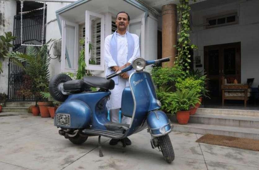 कभी इस खास स्कूटर से घूमा करते थे अटल बिहारी वाजपेयी, जानें आज कहां है?