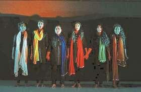 नॉर्थ-ईस्ट के फोक आर्ट से लेकर वुमन थिएटर को कर रहे एक्सप्लोर