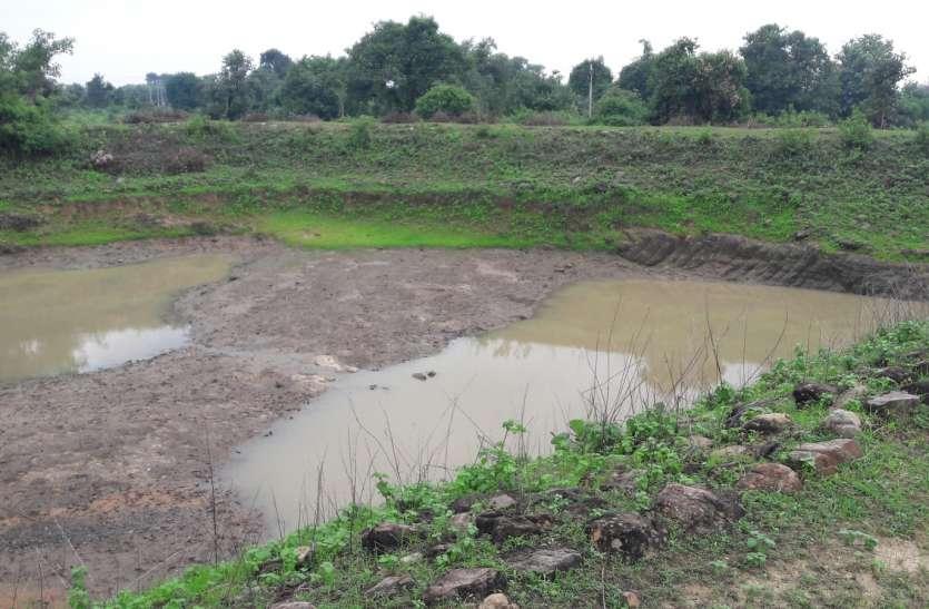 pond latest news : सरपंच ने सरकार जमीन पर बनवा दिया तालाब, लाखों रुपए की हड़पी राशि