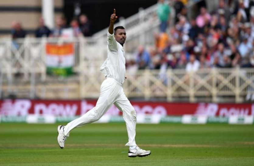 INDIA VS ENGLAND 3RD TEST:HARDIK PANDYA TAKES 5 WICKET IN 29 BALLS - हार्दिक पंड्या ने किया ऐसा कारनामा जो कभी कपिल देव भी नहीं कर सके | Patrika News
