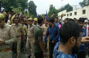 भीम आर्मी ने मेरठ में पंचायत कर पीएम मोदी और सीएम योगी से की यह बड़ी मांग, दी ये चेतावनी