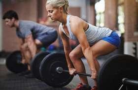 व्यायाम के लिए प्रेरित करता है प्रतिरोधक प्रशिक्षण