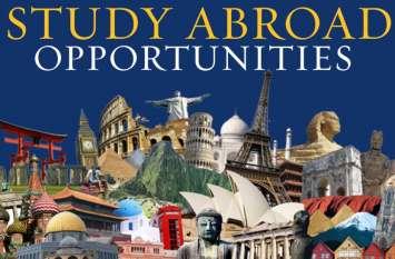 विदेश में पढ़ाई के लिए खर्च होता है इतना पैसा