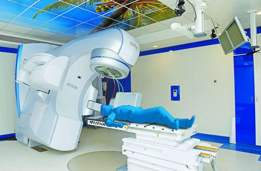 स्टीरियोटैक्टिक रेडियोसर्जरी से करते कैंसर कोशिकाओं पर वार