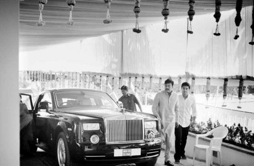 Rolls Royce चलाता है साउथ का ये सुपरस्टार, कार कलेक्शन देखकर उड़ जाएंगे आपके होश