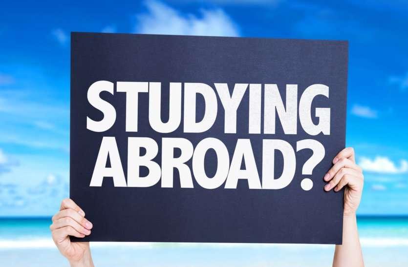 भारत से विदेश जाने वाले छात्रों की संख्या में 44 प्रतिशत की वृद्धि
