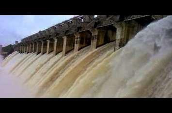 हलाली बांध को अब 2.44 मीटर पानी की और दरकार