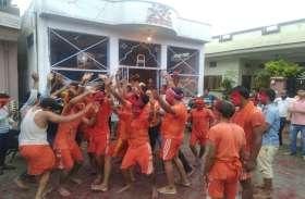 हरिद्वार से 61 घंटे में पहुंची कावड़ यात्रा, 108 शिवालयों में जलाभिषेक