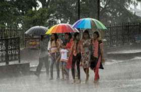 दो घंटे की तेज बारिश बनी आफत, सड़कें बनी तालाब