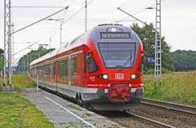 स्टेशन पर मेल का इंजन फेल, रेड पर अटका सिग्नल, 50 मिनट देरी से छूटी ट्रेन