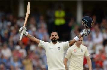 महानतम बल्लेबाज डॉन ब्रैडमैन को पछाड़ महानता की ओर कप्तान विराट कोहली