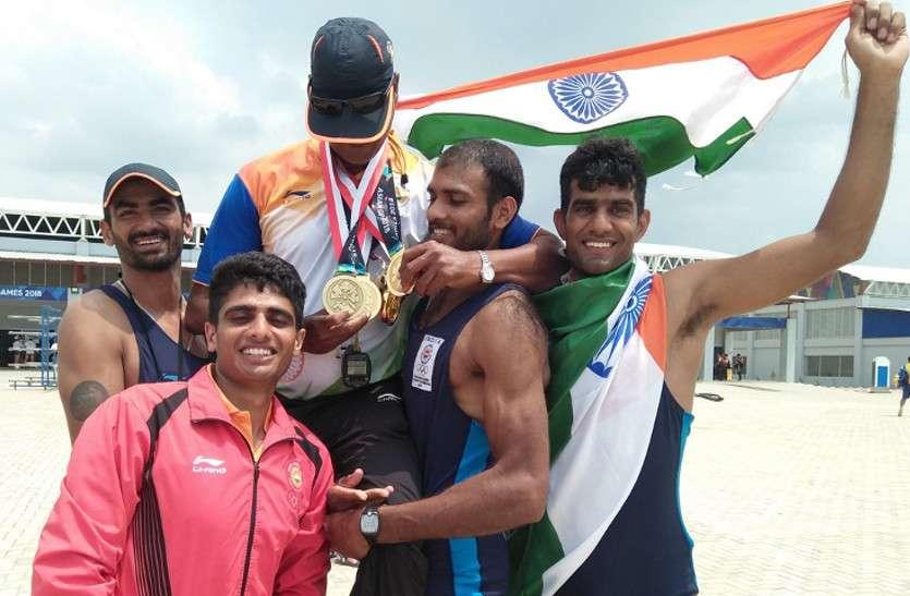 Asian Games 2018: अपूर्वी के बाद अब राजस्थान के ओमप्रकाश ने बढ़ाया मान, इस बार जीता स्वर्ण