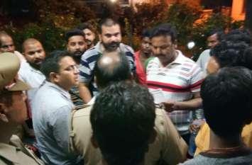 Gangwar@CM City कमिश्नर आवास के पास तड़तड़ाई गोलियां, पूर्व विधायक के बेटे सहित एक दर्जन से अधिक पर केस