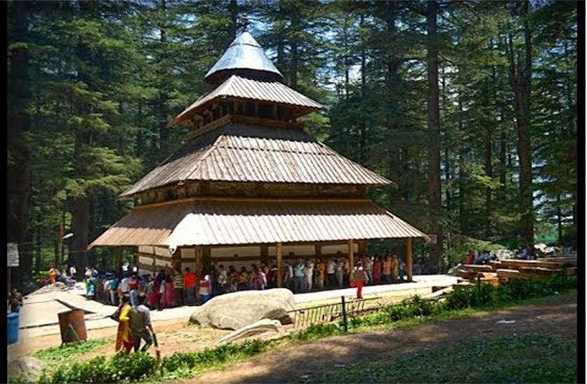 Image result for Hidimba Mandir,nari