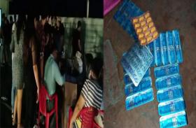 राई में रेव पार्टी के नाम पर परोसा जा रहा था नशा,पब सचांलन करने वाले दो लोग गिरफ्तार