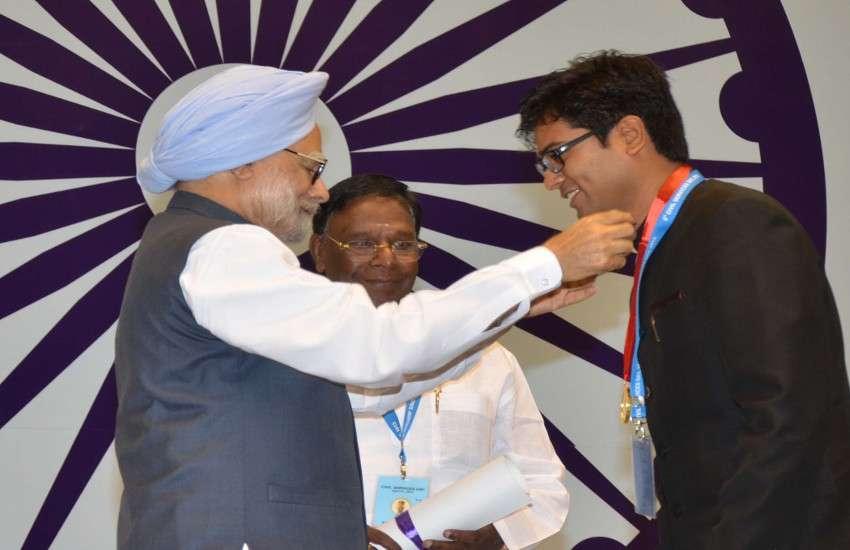o p chaudhary awards
