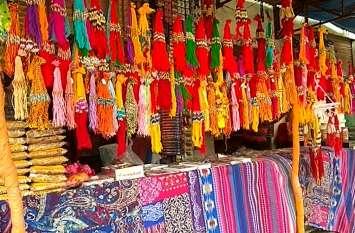 video :  यहां रंग-बिरंगी राखियों से सजा बाजार,  दुकानों पर जमकर हो रही खरीददारी