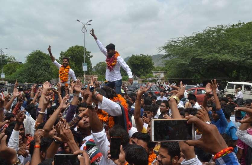 छात्रसंघ चुनाव,आज साफ होगी प्रत्याशियों की तस्वीर कि कौन कौन डटा मैदान में