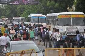 रक्षाबंधन पर इंतजाम नाकाफी, रेलवे स्टेशन और बस अड्डे पर हालात खराब