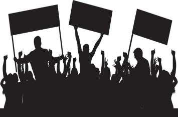छत्तीसगढ़ : 10 हजार स्वास्थ्यकर्मियों की हड़ताल जारी
