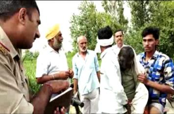 लोगों की मदद करने के बजाए गंगा नदी से बचाए गए पीड़ित को अस्पताल जाने से रोकती रही पुलिस