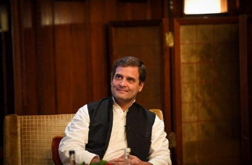राहुल गांधी का बड़ा आरोप- देश छोड़ने से पहले बीजेपी के वरिष्ठ नेताओं से मिला था विजय माल्या