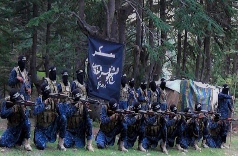 इराक: संयुक्त सेना को मिली बड़ी कामयाबी, इस्लामिक स्टेट के 10 आतंकी मारे गए