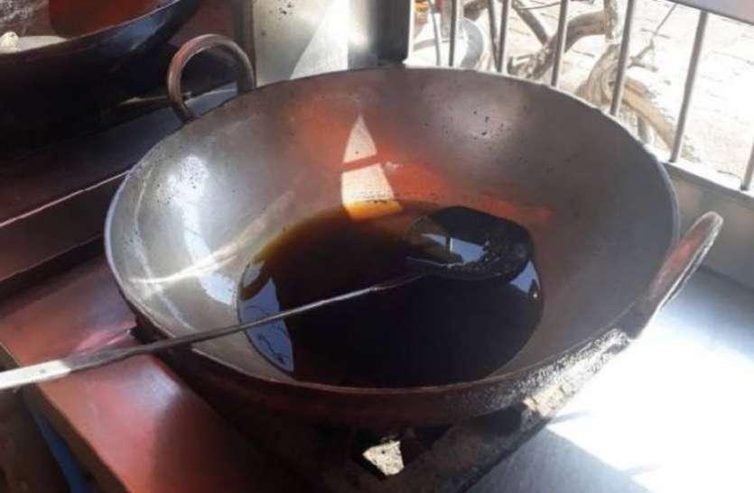 सेहत के लिए खतरनाक है कड़ाही में बचे तेल का इस्तेमाल करना