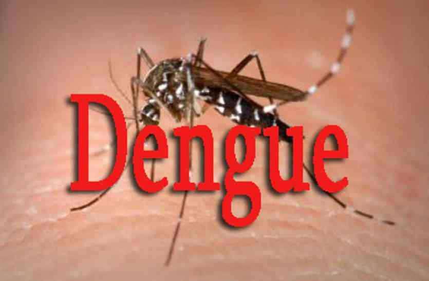 घर से निकला था डेंगू का लार्वा मारने, खुद हो गया शिकार