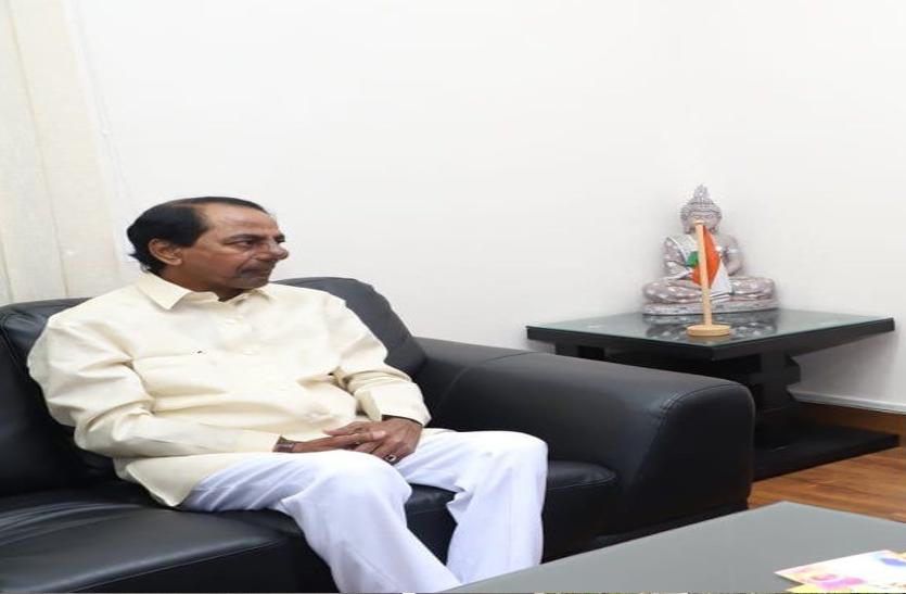 भाजपा नेताओं से सीएम की मुलाकात को लेकर कांग्रेस ने तेलंगाना सरकार पर साधा निशाना