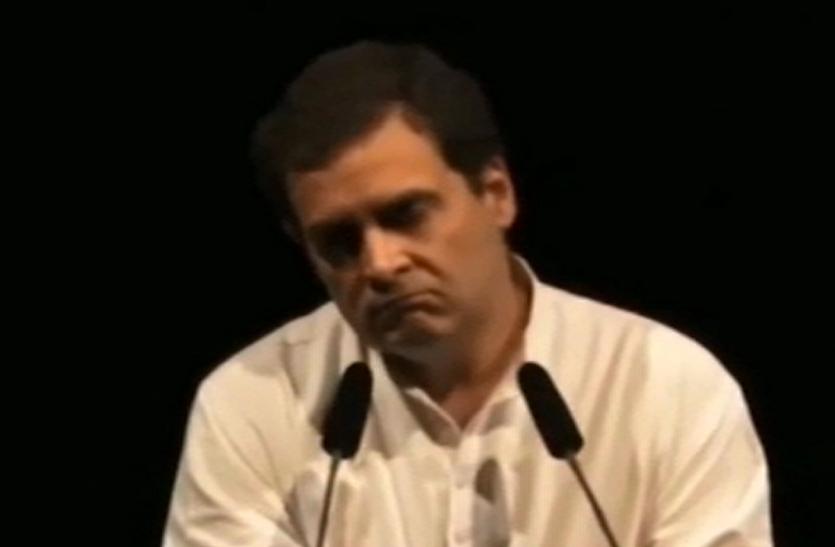 ब्रिटेन और जर्मनी के दौरे पर राहुल ने केद्र सरकार पर साधा निशाना
