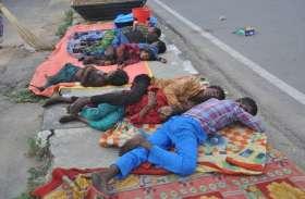 सड़क पर सोएगा तो कैसे बढ़ेगा इंडिया?