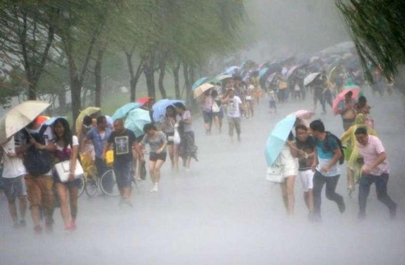 ताइवान: भारी बारिश से मची तबाही, चार की मौत कई घायल