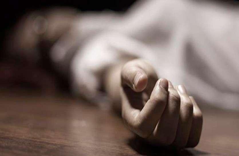police custody death : पुलिस अभिरक्षा में राजमिस्त्री की मौत, हडक़म्प