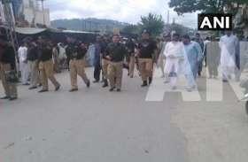 पाक अधिकृत कश्मीर में नागरिकों पर पाकिस्तान सेना का टूटा कहर