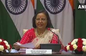 रुचि घनश्याम बनीं ब्रिटेन में भारत की नई उच्चायुक्त, जल्द संभालेंगी कामकाज