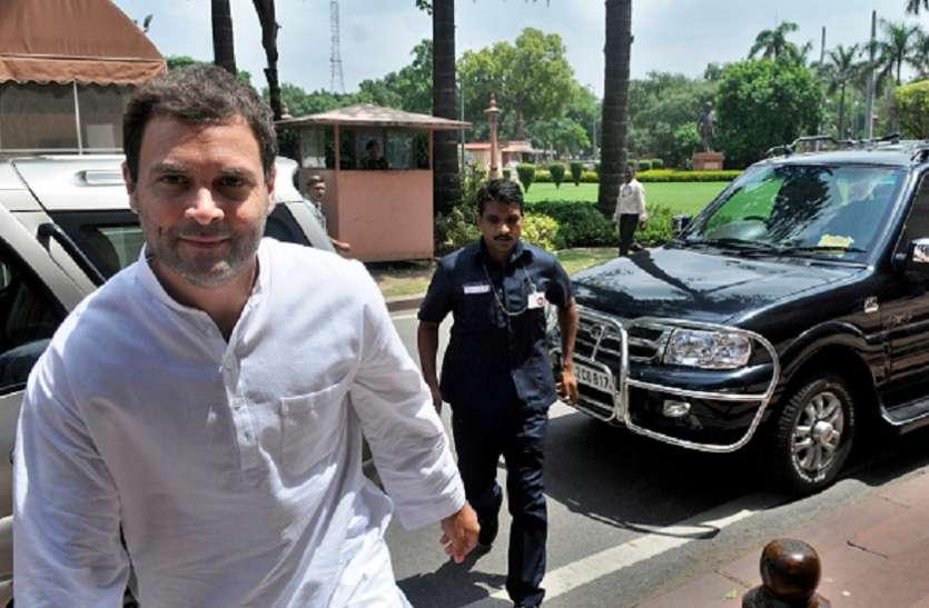 कांग्रेस बोली- संघ की ओर से राहुल गांधी को नहीं मिला कोई निमंत्रण, अभी सभी सवाल काल्पनिक