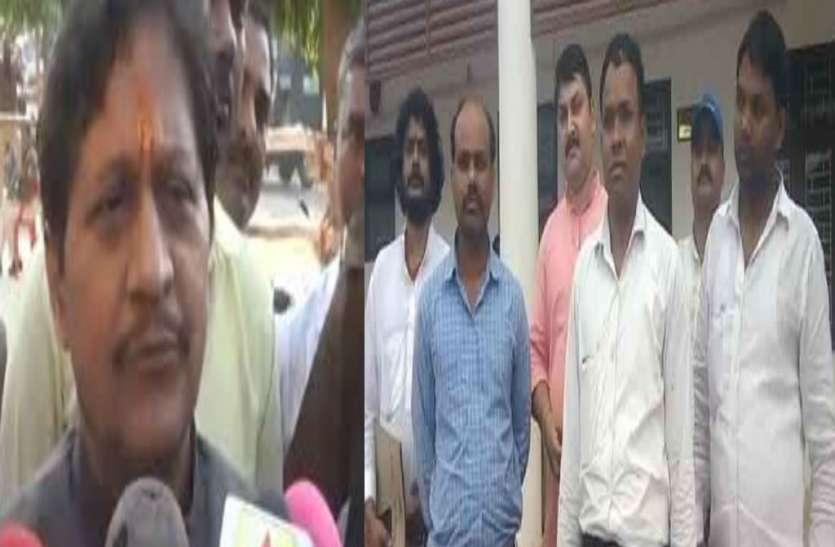 पीड़ित वकील का आरोप, BJP विधायक ने जमीन पर किया है कब्जा, कभी भी हो सकती है मेरी हत्या