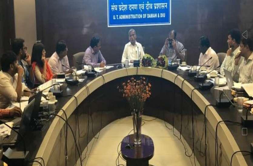 दमण-दीव में दिव्यांग सशक्तीकरण आयुक्त पद स्वतंत्र हो: पाण्डेय