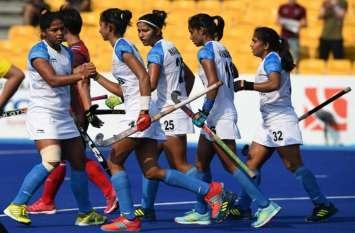 हॉकी के जादूगर ध्यानचंद के जन्मदिन पर भारतीय महिला हॉकी टीम ने दी जीत की सौगात, फाइनल में जापान से होगा मुकाबला