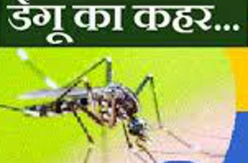 मप्र में फैली महामारी, डेंगू से हो रही मौतें
