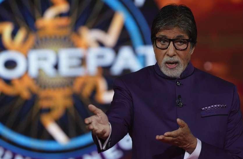 साउथ की फिल्म में दिखेंगे महानायक अमिताभ बच्चन, लीड रोल में होगें ये सुपरस्टार!