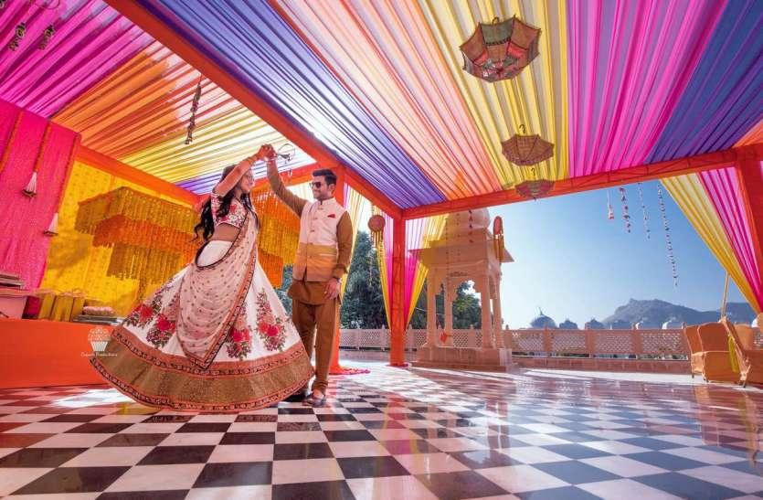 Good News : अब देश का सबसे पसंदीदा डेस्टिनेशन वेडिंग प्लेस बना उदयपुर.. गोवा दूसरे और जयपुर तीसरे स्थान पर