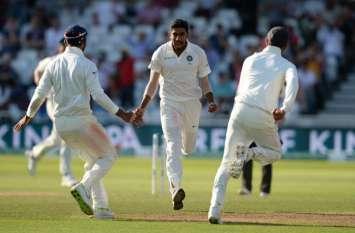 LIVE Eng vs Ind: 246 रन बना कर सिमटी इंग्लैंड की पहली पारी, बुमराह को मिली तीन सफलताएं