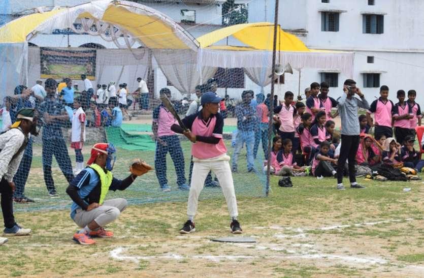 28 वीं राष्ट्रीय सब जूनियर बेसबॉल प्रतियोगिता में भाग लेने टीम हुई रवाना