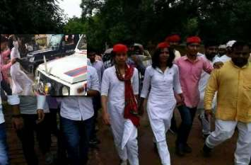 अमित शाह को काला झंडा दिखाने वाली नेहा यादव ने दिया बड़ा बयान,सियासी गलियारों में मची हलचल