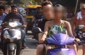 ट्रैफिक पुलिस के फोटोयुक्त चालान ने खोला युवक की दूसरी जिंदगी का राज