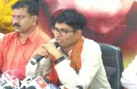 पूर्व रायपुर कलेक्टर ओपी चौधरी ने कहा - बड़ा अफसर बनकर जो नहीं कर सकता था वो नेता बनकर करूंगा